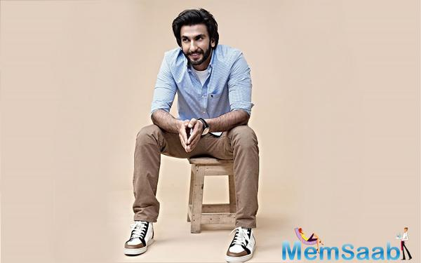 You want to know Ranveer's another passion apart from acting: find here