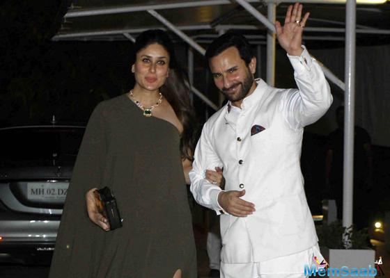 In Rima Jain's 60th birthday party Kareena Kapoor is just killing the fashion game