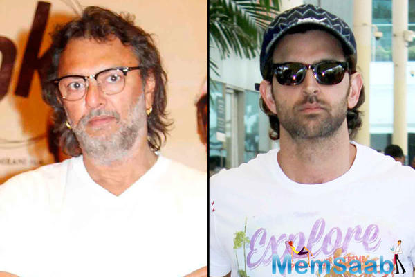 Director ROM and Hrithik team up, wants to cast Hrithik in a totally unexpected role