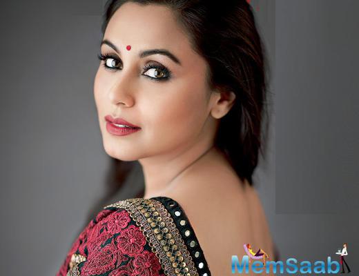 After Mardaani, Rani Mukerji all set to return to Bollywood next year