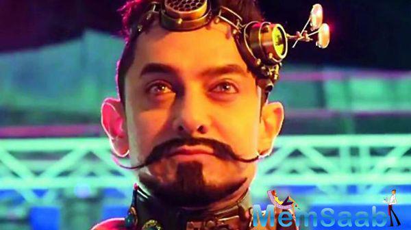 Mr perfectionist  Aamir Khan wraps up Secret Superstar