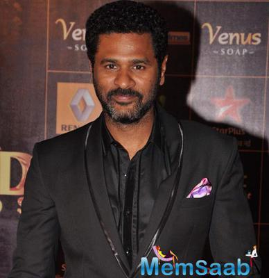 Prabhudeva: To do the film is tough, but it's fun to be in commercial films