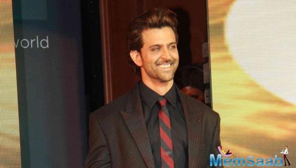 """The Hindi and Telugu first look teaser will be out on November 26th. """"The Roshans are now concentrating on the Telugu version of Kaabil"""", says a source."""