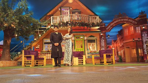 Crazy times: ADHM cast appeared on The Kapil Sharma Show