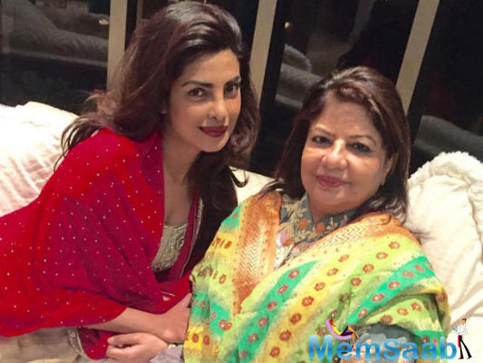 Madhu Chopra confessed Priyanka was tomboyish, loved playing pranks in school