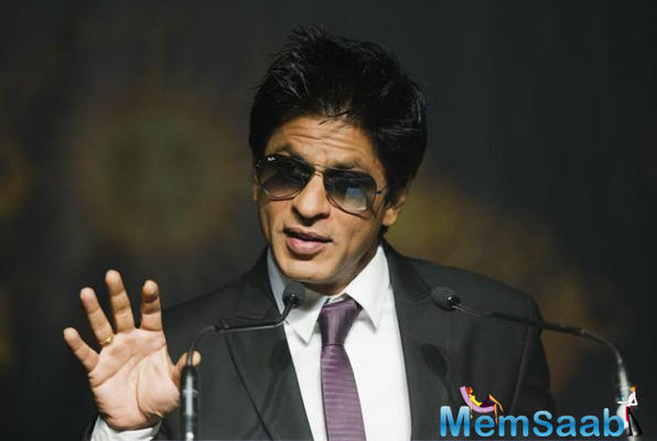 SRK opens up they say I sleep around with foreigners, men, and my co-actresses