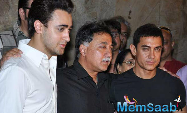 Aamir Khan want's cousin Mansoor Khan gets back to direction