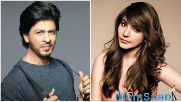 SRK and Anushka are currently shooting together in Imtiaz Ali's next, titled 'The Ring', once more they are teamed up for another project.
