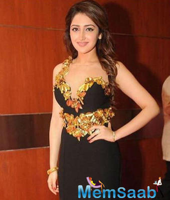 Sayyeshaa Saigal won't be comfortable with two things in films