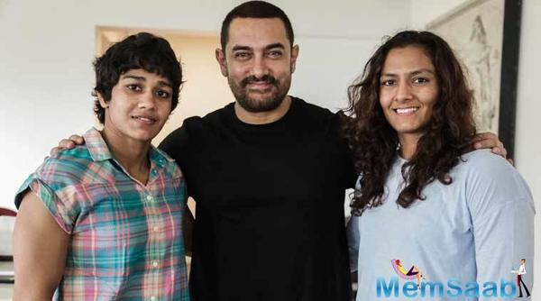 Wow: Aamir Khan to choose an outfit for Geeta Phogat on her wedding