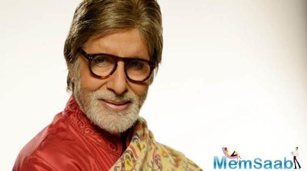 Big B Urges to support  Poverty Eradication