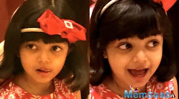 Bachchans throw a perfect birthday party for Aaradhya