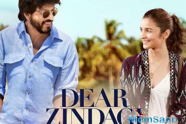 Alia sends final 'Dear Zindagi' vibes with co-star SRK