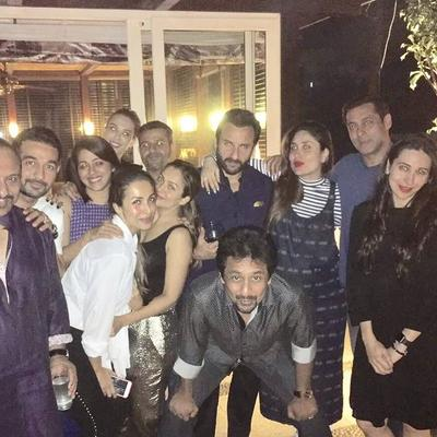 Kareena Kapoor party it up before her delivery