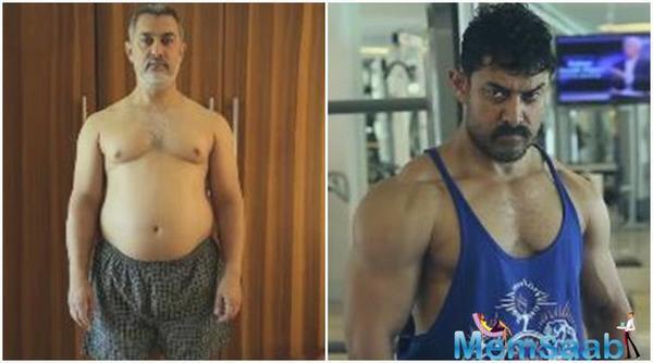 Shocking: Aamir Khan's amazing body transformation for Dangal