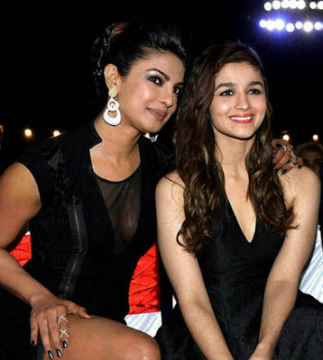 Alia finds Priyanka Chopra very inspiring