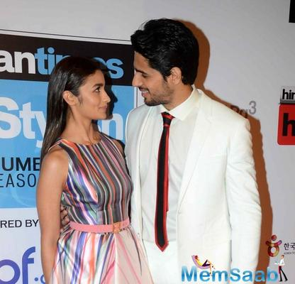 Alia Bhatt gave Sidharth Malhotra the 'Best Kisser' award on Neha Dhupia's audio talk show