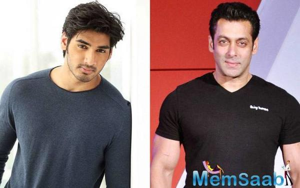 Salman Khan welcomes new Shetty to B-town