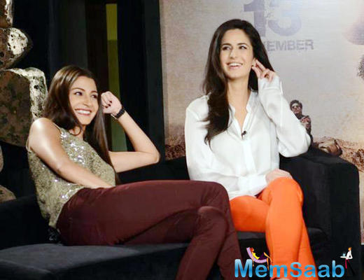Katrina Kaif and Anushka Sharma to share the couch on KJo's show