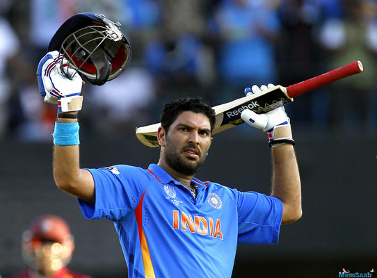 Yuvraj Singh wants this actor to essay the character on his biopic