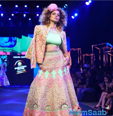 Don't believe in awards, says B-town fashion queen Kangana Ranaut