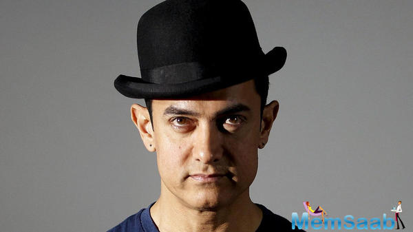 After a long time, Aamir Khan has recorded another song for Dangal