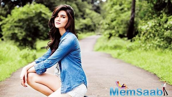 Real reason: Kriti revealed why she opts out of 'Lucknow Central'