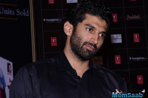 Aditya is set to start his passion for music and will come with his own album