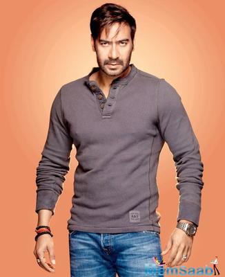 Ajay will play a blind man in his next?