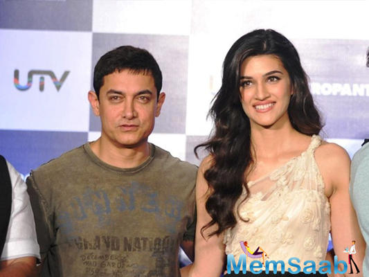 Kriti Sanon has bagged Aamir Khan's 'Thugs of Hindostan'?