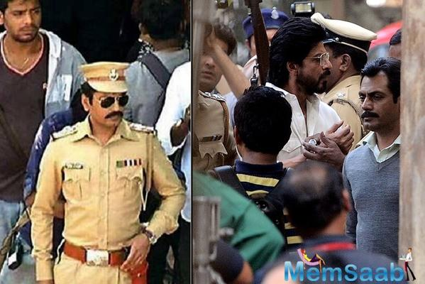 Nawaz: Whenever I did a scene with SRK, I would hope that it would go on and on