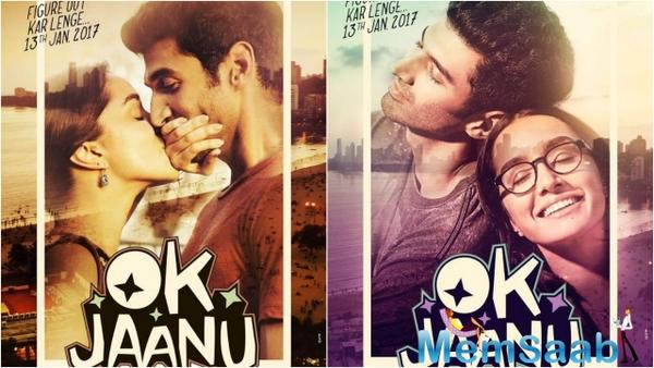 Shraddha, Adi: We have brought in our own personalities to the characters of Ok Jaanu
