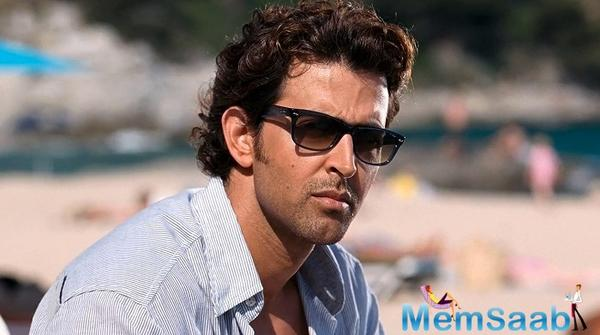 Here! Hrithik opened up on getting married again