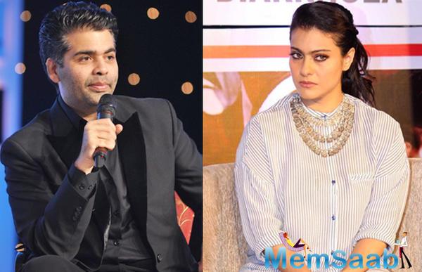 Sometimes relationship ends: Karan Johar on fallout with Kajol