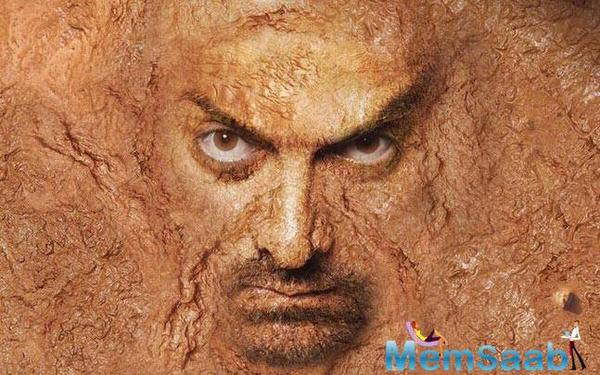 Aamir Khan has an another record, Dangal Grosses Over 724 Crores Worldwide