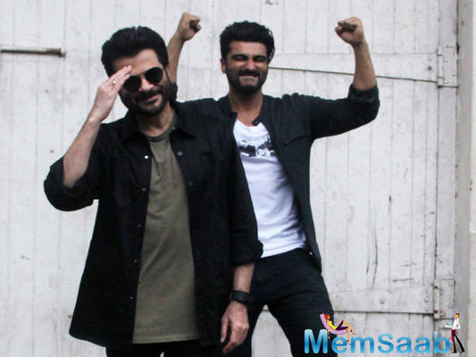 Find out: Anil Kapoor's first look In Mubarakan