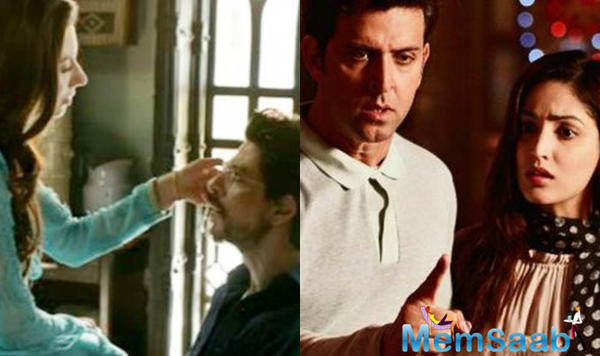 Raees and Kaabil Day 3 box office collection