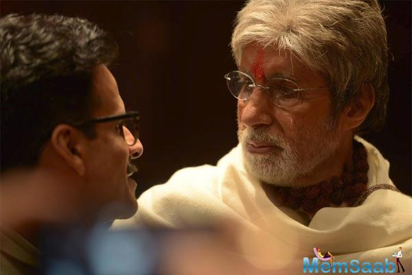 It's wrapped up for Manoj Bajpayee in Sarkar 3, he had to deliver 30 lines in one shot