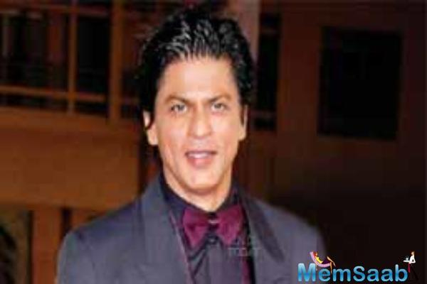 "SRK: ""I love to do the acting only, I have no interest in politics"""