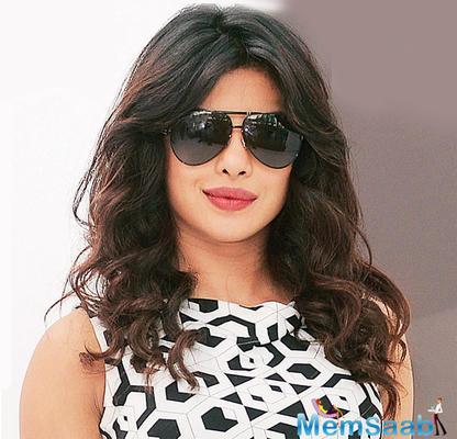 Priyanka will see in a woman-centric film by Sanjay Leela Bhansali