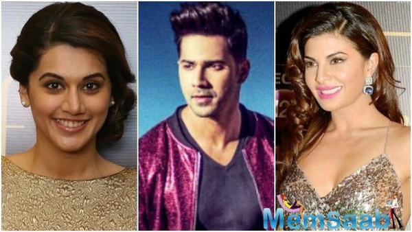 Varun Dhawan kick-started Judwaa 2,  it's going on floors on Friday