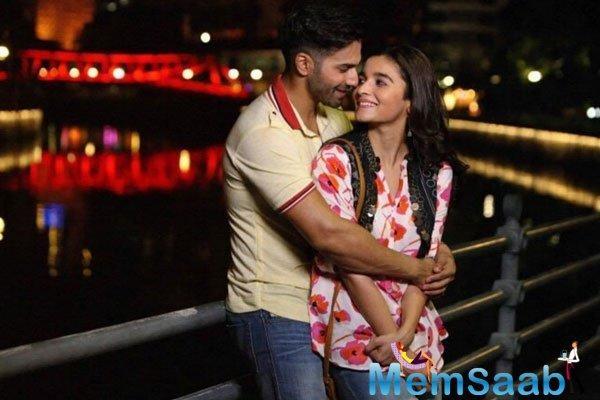 Varun, Alia BadrinathKiDulhania: Trailer hits 5 million views in 12 hrs