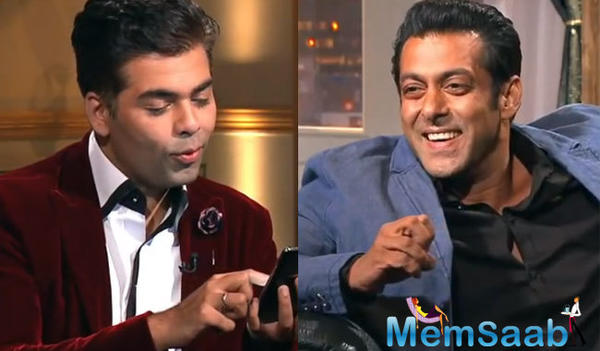 KJo: Eid is owned by Salman, I will never release a film on that day