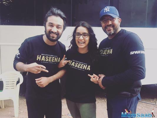 Haseena First Look is out: it's shows a new side of Shraddha Kapoor