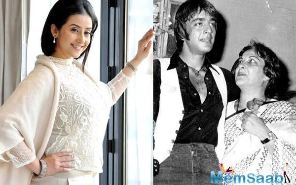 Manisha Koirala to make her comeback as Sanjay's mother Nargis in his biopic