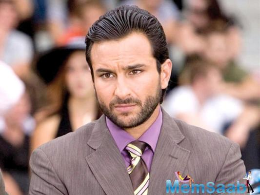 A source says, Saif will be roped in a comedy film too, where he will play a cancer patient.