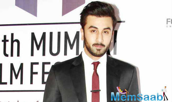 Now a buzz in the air that, Ranbir Kapoor may land in jail for Sanjay's biopic.