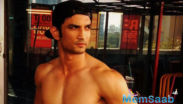 Sushant will be seen as three different looks in Chanda Mama
