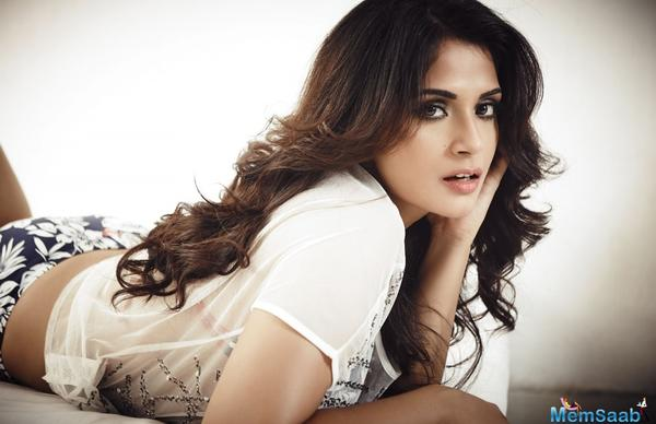 Richa Chadda to back women's hockey squad for an upcoming competition