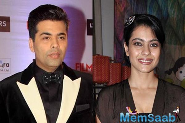 Kajol fallout with Karan Johar: Kajol says relationships are difficult